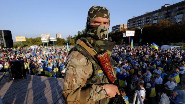 Kijów: odparliśmy atak separatystów na lotnisko w Doniecku