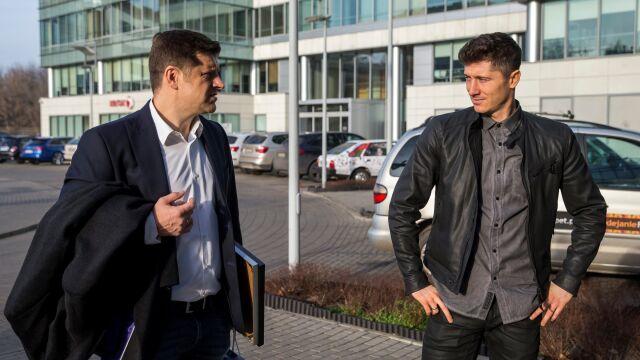 Lewandowski znów przesłuchany. Prokuratura: nagrania rozmów z Kucharskim nie były modyfikowane
