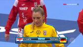 Remis po 1. połowie meczu Chorwacja - Niemcy w ME w piłce ręcznej kobiet