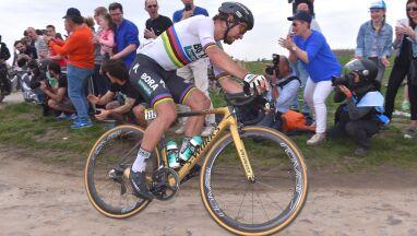 Skradziono pamiątkowy rower mistrza