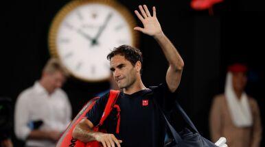 Federer wciąż nie jest pewny startu w Australian Open