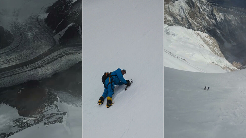 Uratowali alpinistę przy pomocy drona. Niezwykła akcja na Broad Peak