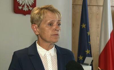 Burmistrz Czerska o spotkaniu z premier