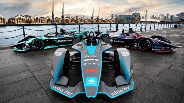 """Ambitne plany Porsche. """"Możemy dokonać realnej zmiany w Formule E"""""""