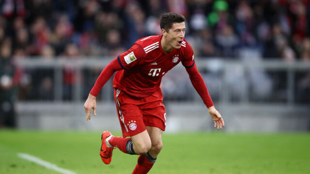 Bayern potwierdza informację w sprawie kontraktu Lewandowskiego