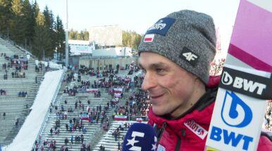 Żyła chodzącą encyklopedią na temat skoczni w Lillehammer