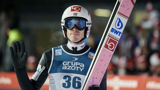 """Znany norweski skoczek kończy karierę. """"Połamię narty"""""""