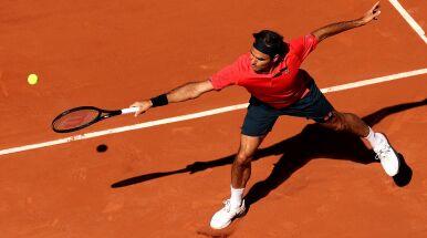Roger Federer wycofał się z Roland Garros