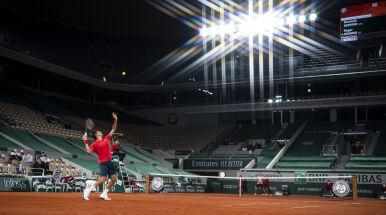 Federer musiał się namęczyć. Sam nie wierzył w zwycięstwo