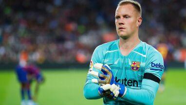 Bramkarz Barcelony uciął spekulacje.