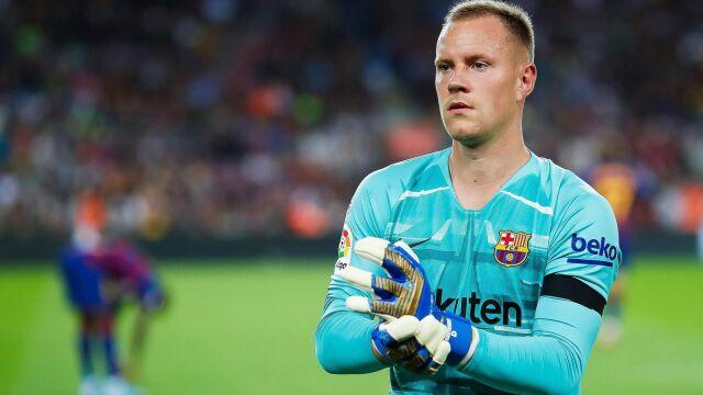 """Bramkarz Barcelony uciął spekulacje. """"To niemożliwe, żebym odszedł tego lata"""""""