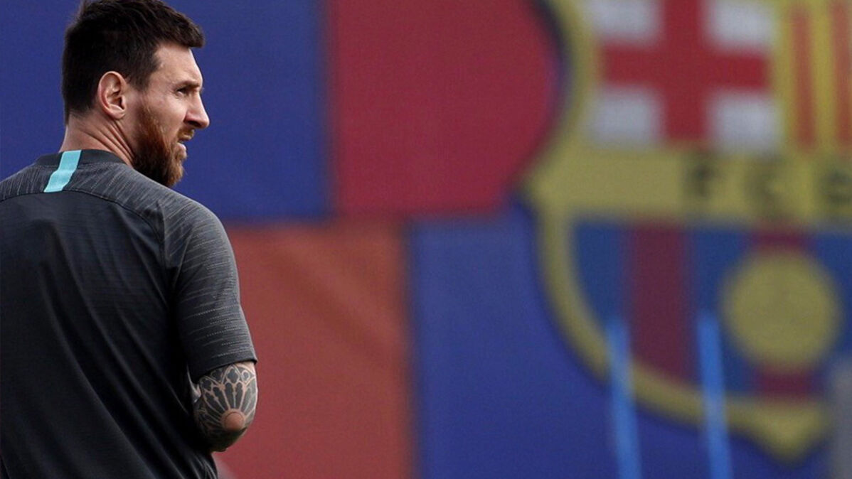 """I po bólu, Messi może rozpocząć sezon. """"Na nic nie narzeka"""""""