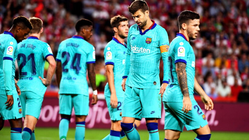 Alarm w Barcelonie. Najwięcej straconych goli, najgorszy początek ligowy od 25 lat