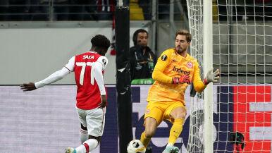Efektowny start Arsenalu w Lidze Europy