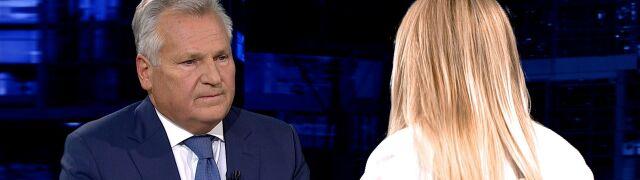 Kwaśniewski: Pozycja Ziobry wykracza poza siłę jego partii. Jest pewnie związana z wiedzą tajemną