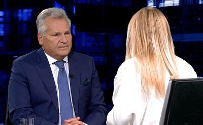 Kwaśniewski: pozycja Ziobry dalece wykracza poza siłę jego partii. Jest pewnie związana z wiedzą tajemną
