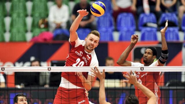 Polacy mocni od początku do końca. Wygrana z Ukrainą z uśmiechami na twarzach