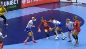 Skrót meczu Czarnogóra - Rosja w drugiej fazie grupowej ME w piłce ręcznej kobiet