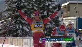 Bolszunow wygrał bieg na 15 km stylem dowolnym w Davos