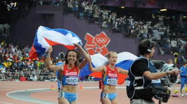 Dyskwalifikacja podtrzymana. Mistrzostwa bez lekkoatletów z Rosji