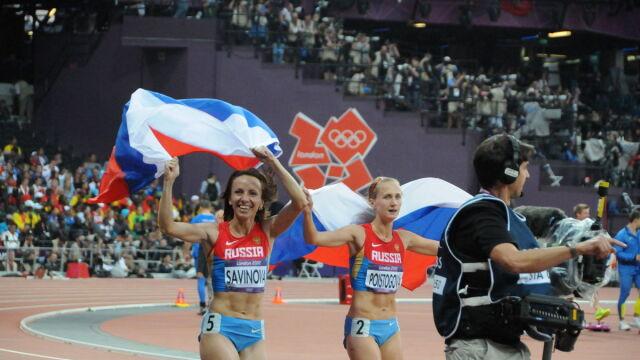 """Wykluczą Rosję z lekkoatletycznych zawodów? """"Dopingują się jak w NRD"""""""
