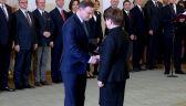 Prezydent desygnował premier Beatę Szydło