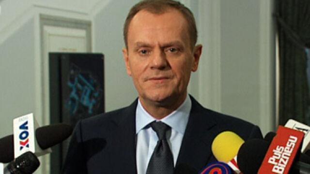 Tusk: Nie wyślemy naszych żołnierzy do Libii