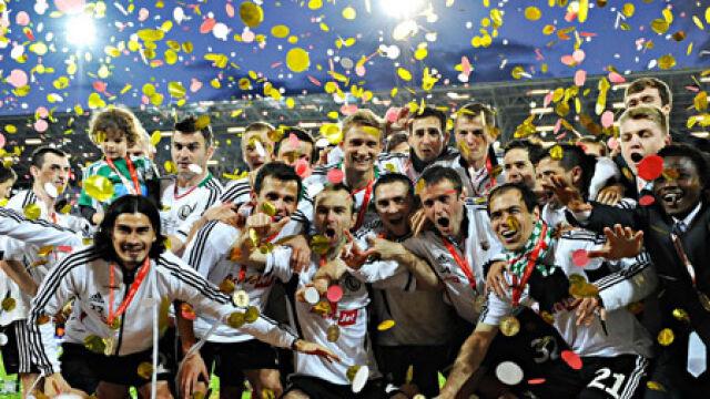 Legia nie oddała Pucharu Polski. Czeka na mistrza