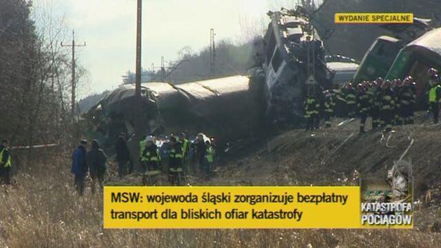 Rzeczniczka MSW: Wydaje się, że tam już osób żywych nie ma