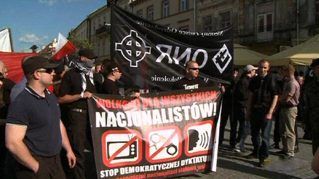 Zjazd nacjonalistów w Zakopanem. ONR przejdzie przez Krupówki