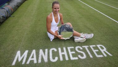 Linette nie zawiodła i wygrała turniej w Manchesterze