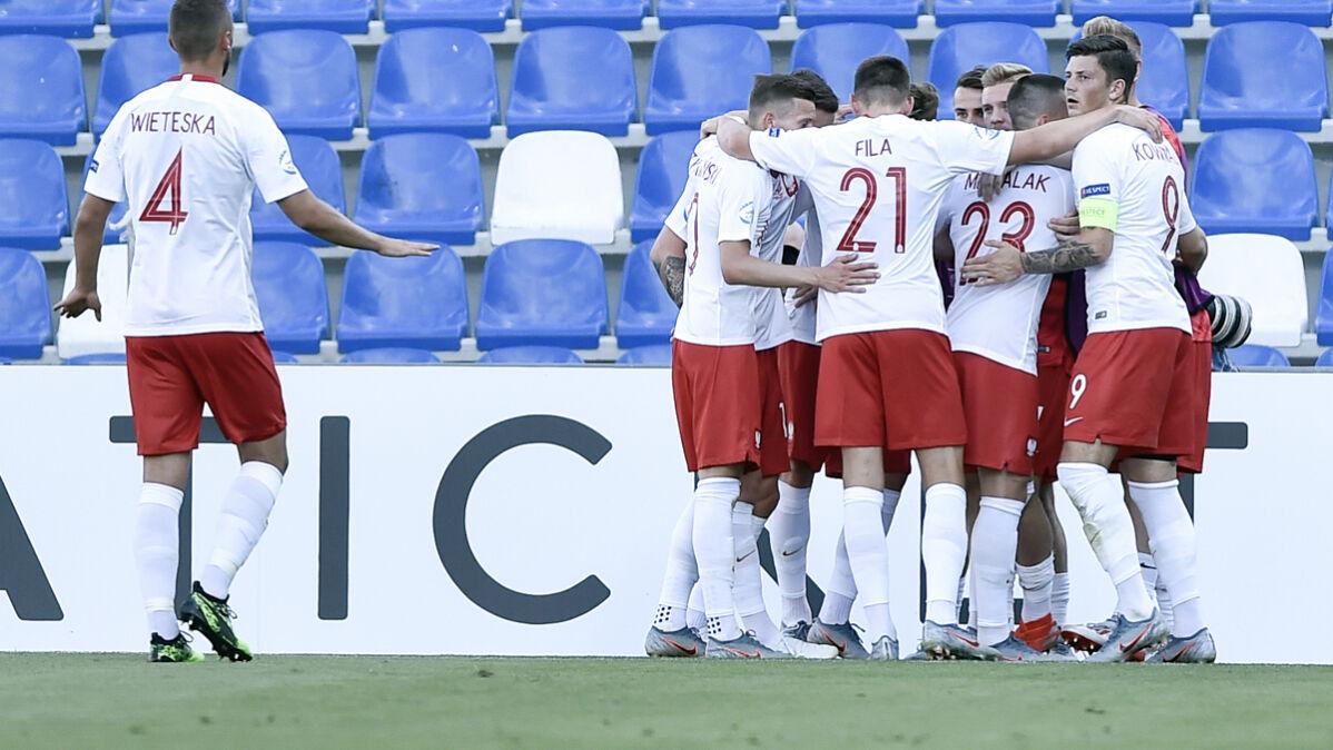 Piękna niespodzianka na start mistrzostw Europy U-21. Pięć goli i wygrana Polaków