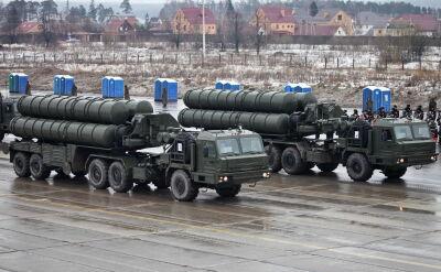 Turcja kupiła od Rosji system rakietowy S-400