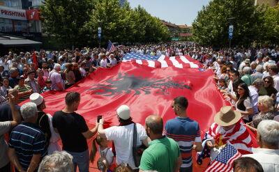 Obchody 20. rocznicy wkroczenia do Kosowa wojsk NATO