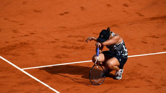 """Zadziwiała na boisku krykieta, wygrała French Open. """"Ciągle pytałem, czy nie oszukuje"""""""