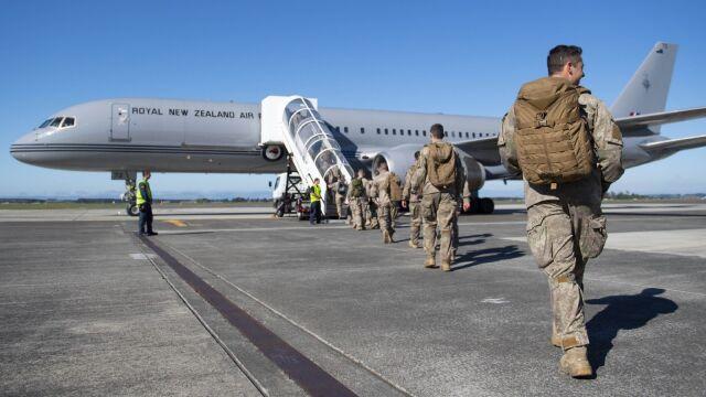 Nowa Zelandia wycofuje się z Iraku