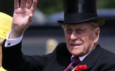 98 urodziny księcia Filipa