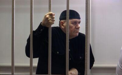 Ojub Titijew został skazany za posiadanie narkotyków