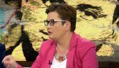 Lubnauer o odpowiedzialności Tuska: tam nie było dobrego wyboru