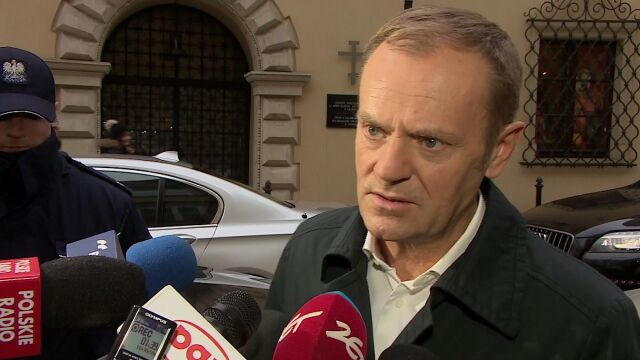 Tusk: zrobię wszystko, żeby sankcje Polski nie dotknęły