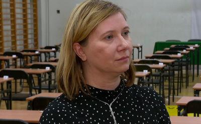 Dyrektor warszawskiego gimnazjum miała problemy ze skompletowaniem zespołów nadzorujących