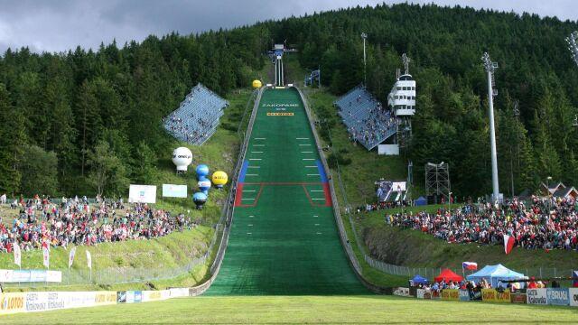 Zakopane wraca do programu letniej Grand Prix