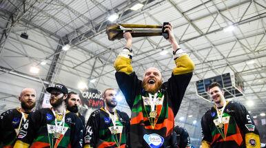 GKS Tychy obronił tytuł mistrza Polski w hokeju
