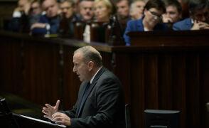 Całe wystąpienie szefa MSZ Grzegorza Schetyny