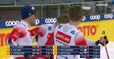 Klaebo wygrał sprint stylem klasycznym w Oberstdorfie