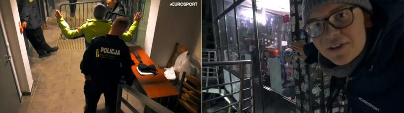 Tajna broń w kabinie komentatorskiej Eurosportu. Wielka Krokiew od kuchni