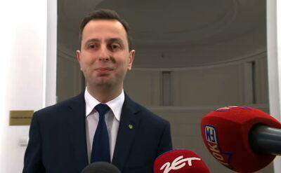 Kosiniak-Kamysz o tym, kiedy rozpocznie sięposiedzenie Sejmu