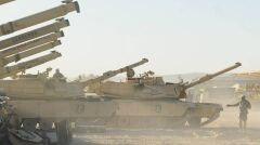 Amerykanie mają około pięciu tysięcy M1 Abrams w różnych wersjach. Tylko część jest gotowa do walki, reszta czeka w magazynach