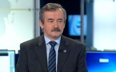Edward Łojek, były członek komisji Millera o nowych ustaleniach biegłych