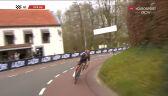 Atak Kwiatkowskiego na 14 km przed metą Amstel Gold Race